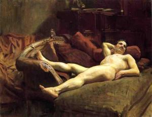 sargent_male-model-resting