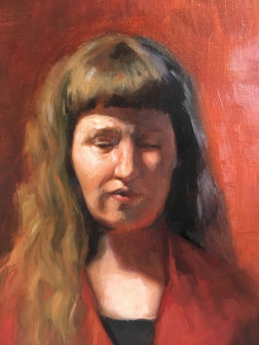 Messer_Jen in Red