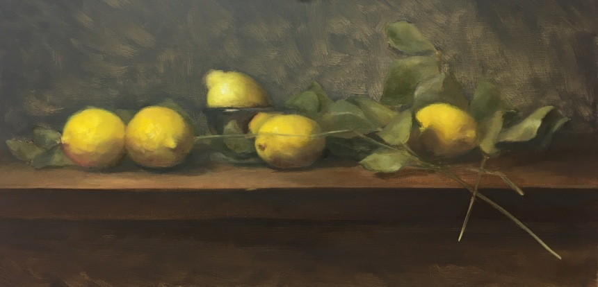 MESSER_Lemon Branches_Study